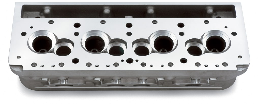 SB2.2 Semi-Finished Aluminum Cylinder Head