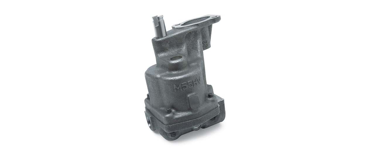 Chevrolet Performance Small-Block High Volume Oil Pump Part No. 14044872