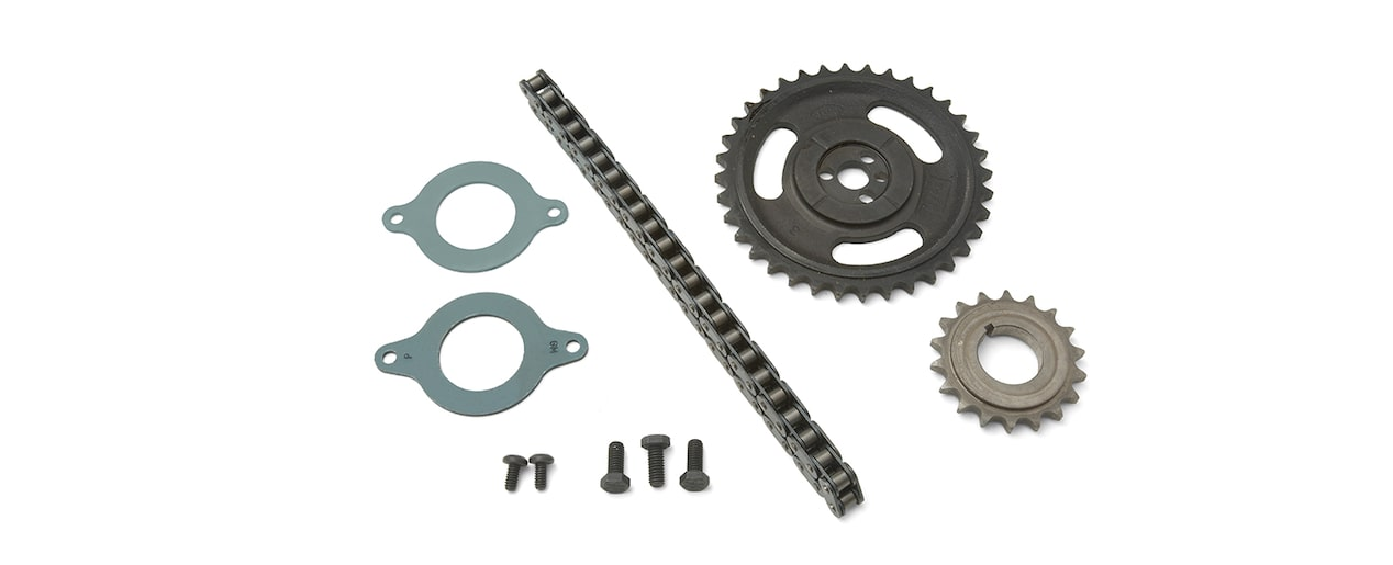 Small-Block Engine Timing Chains And Sprockets | Chevrolet