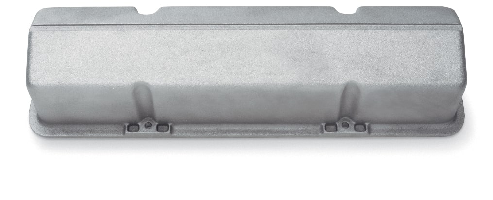 Chevrolet Performance Small-Block Tall No Logo Valve Covers Part No. 24502466
