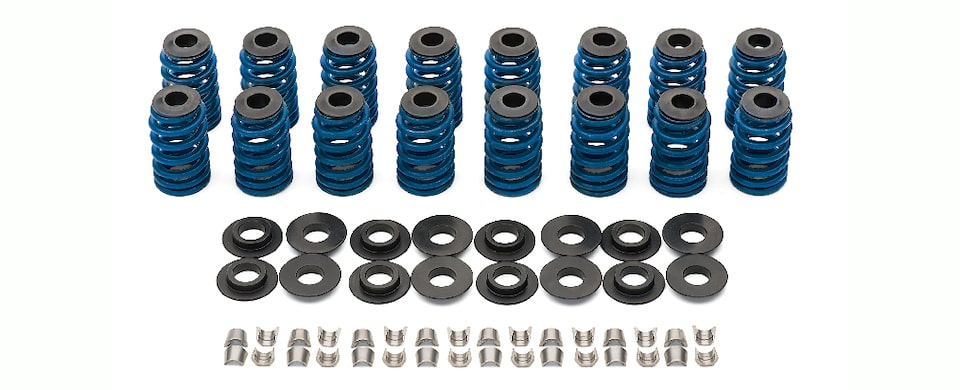 Chevrolet Performance Small-Block Beehive Valve Spring Conversion Kit Part No. 19300952