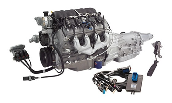 Chevrolet Performance LS3 Connect and Cruise System