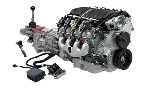 Chevrolet Performance LS376-480 Connect and Cruise System