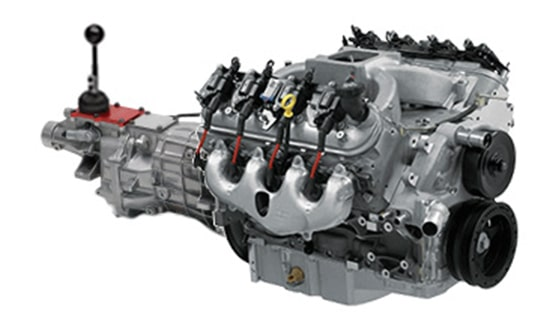 Chevy Performance LS376-515 Connect and Cruise System