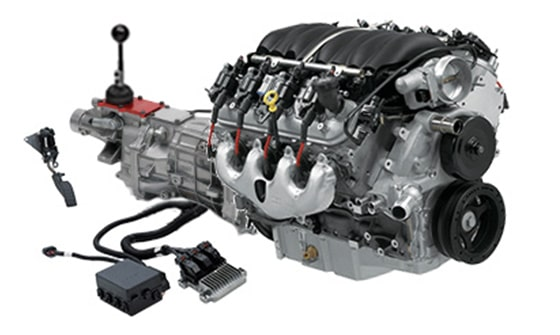 Chevy Performance LS376-525 Connect and Cruise System