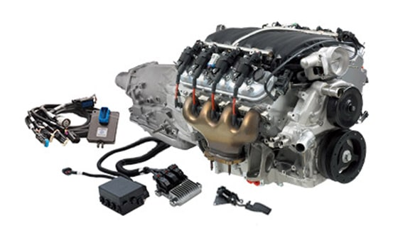 Chevrolet Performance LS7 Connect and Cruise