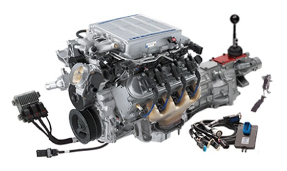 Chevy Performance LS9 Connect and Cruise System