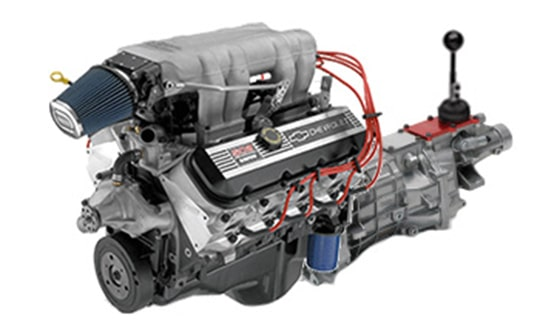Chevy Performance RAMJET502 Connect and Cruise