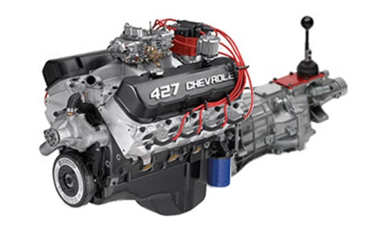 Chevrolet Performance ZZ427-480 Connect and Cruise