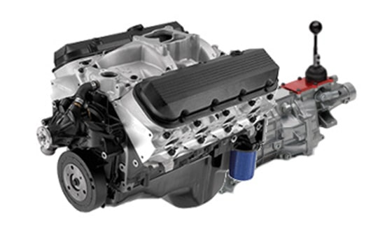 Chevy Performance ZZ454-440 Connect and Cruise
