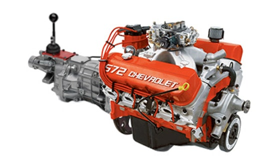 Chevy Performance ZZ572-620 Deluxe Connect and Cruise System