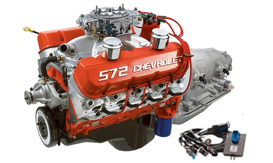 Chevy Performance ZZ572-720R Connect and Cruise System