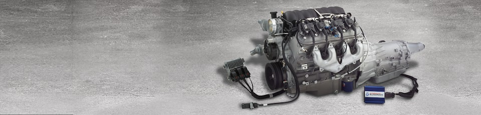 Chevrolet Performance Connect and Cruise Powertrain System