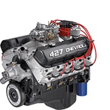 crate engines: classic chevy race engines | chevrolet performance