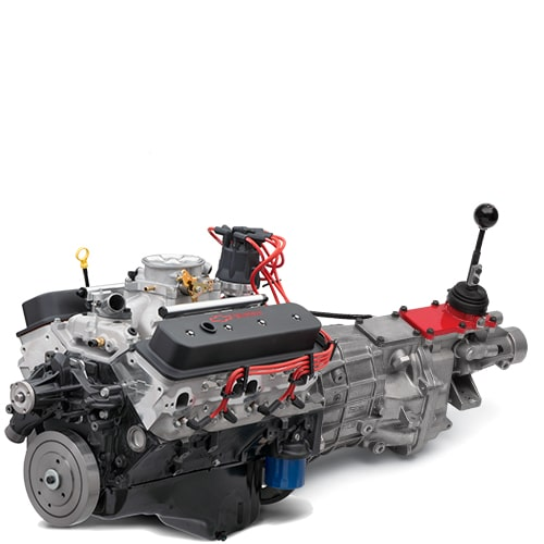 Chevrolet Performance SP383 EFI Deluxe Crate Engine Connect and Cruise