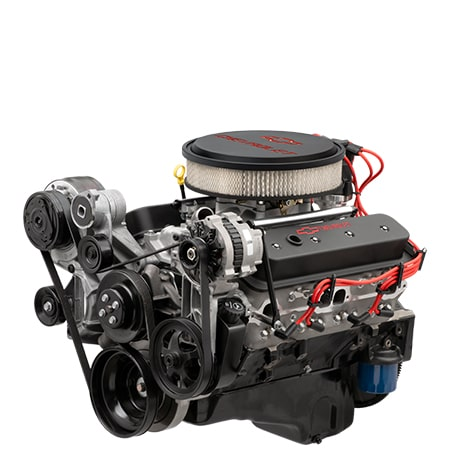 Chevrolet Performance SP383 EFI Turn Key Crate Engine