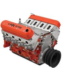 LSX Crate Engine Comparison | Chevrolet Performance