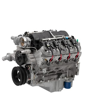 Chevrolet Performance LS427-570 LS Crate Engine