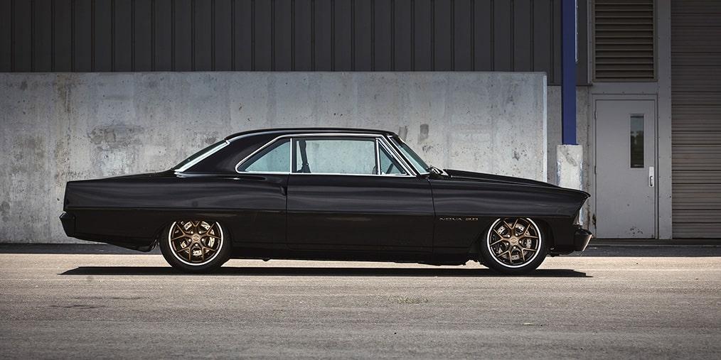 1967 chevy nova ltg project car chevrolet performance. Black Bedroom Furniture Sets. Home Design Ideas