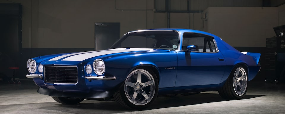 1970 Chevy Camaro LT4 Project Car | Chevrolet Performance