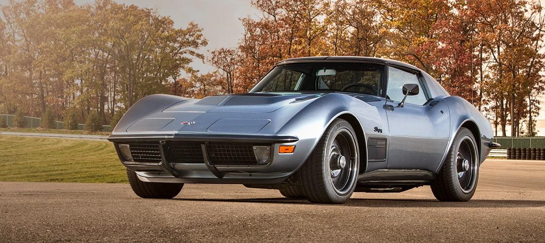 New Corvette Stingray >> 1971 Jimmie Johnson Corvette LT1 | Chevrolet Performance