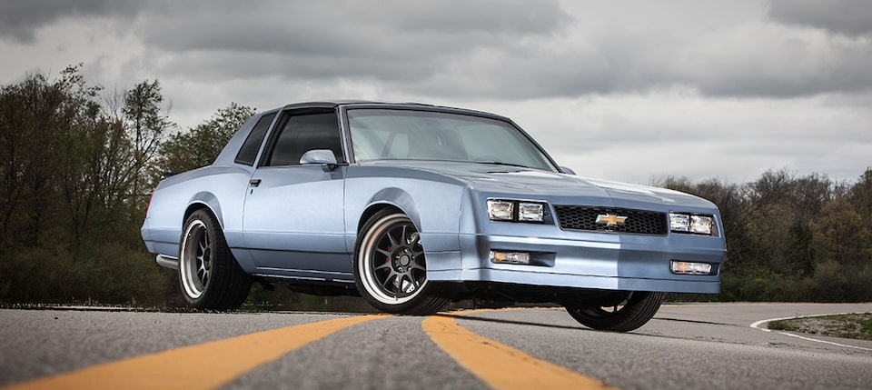 Ss Monte Carlo >> 1988 Chevy Monte Carlo Ls376 Project Car Chevrolet Performance