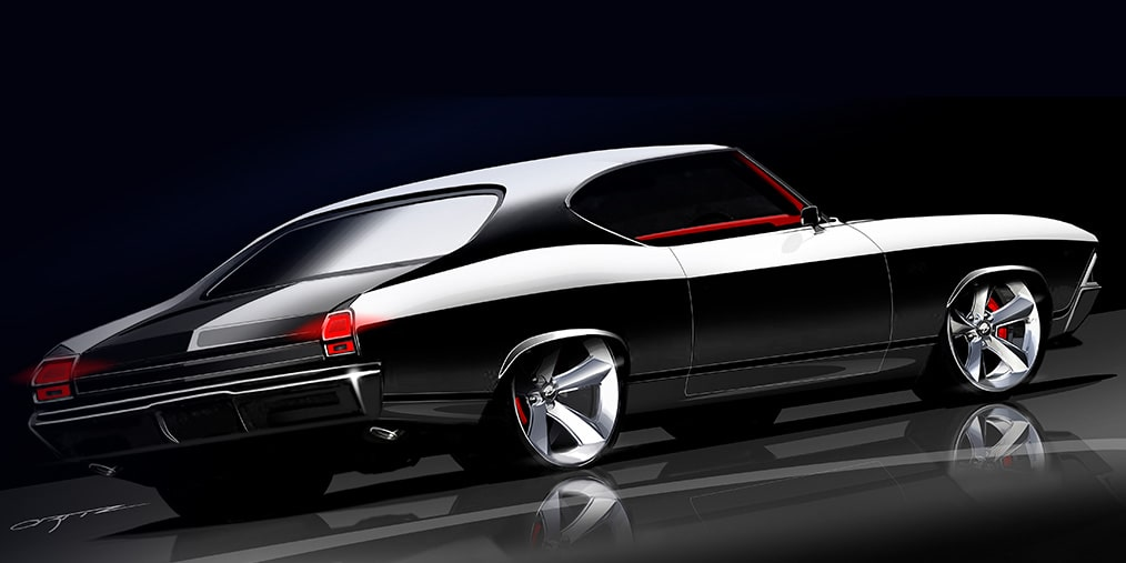 1969 chevrolet chevelle lt376 project car chevrolet performance. Black Bedroom Furniture Sets. Home Design Ideas