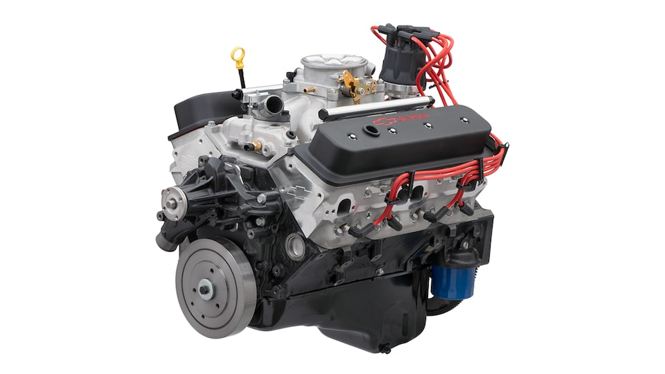 Chevrolet Performance SP383 EFI Deluxe (19418640) Small Block Crate Engine