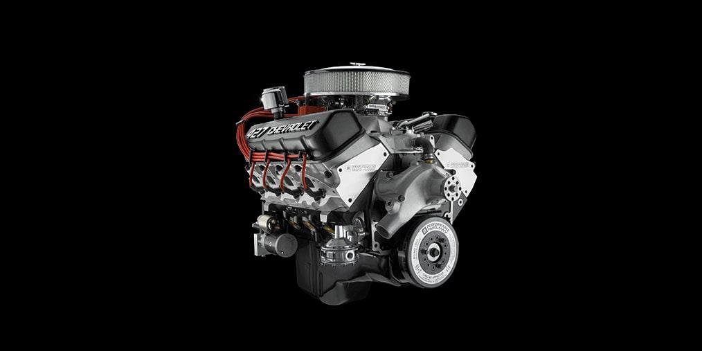 ZZ427 Big Block Crate Engine | Chevrolet Performance