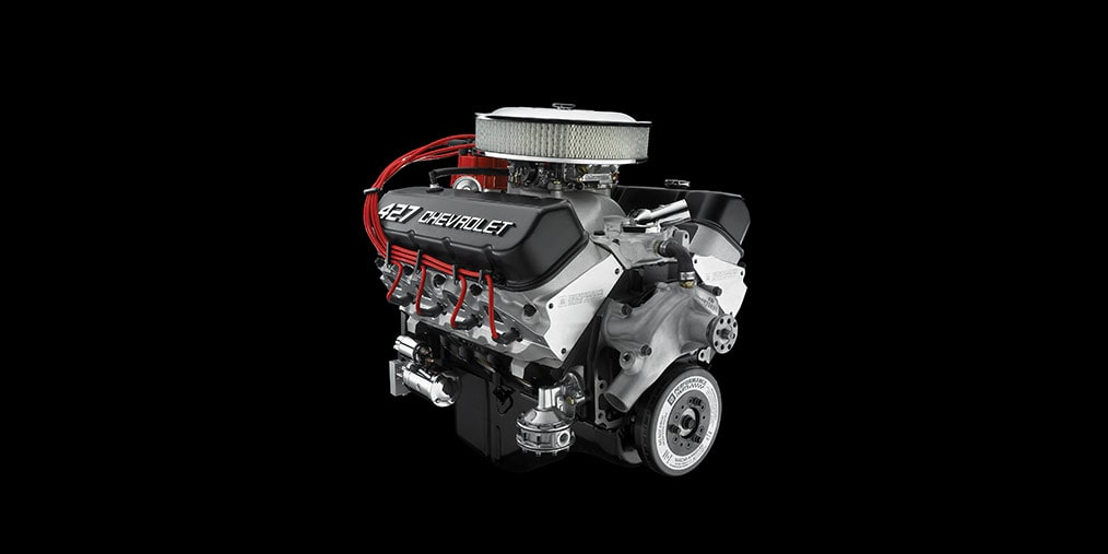 zz427 big block crate engine chevrolet performance. Black Bedroom Furniture Sets. Home Design Ideas