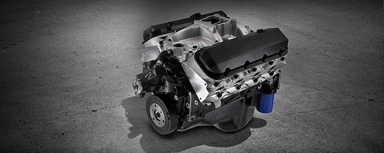 Mail In Rebate Offers >> ZZ454 Big Block Crate Engine | Chevrolet Performance