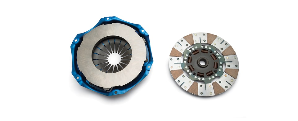 Chevrolet Performance Clutch Kit For Big-Block Engines Part No. 19329634
