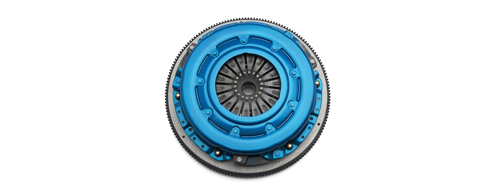 Chevrolet Performance Clutch Kit For LS And LT Engines With 8-Bolt Crank Part No. 19329635