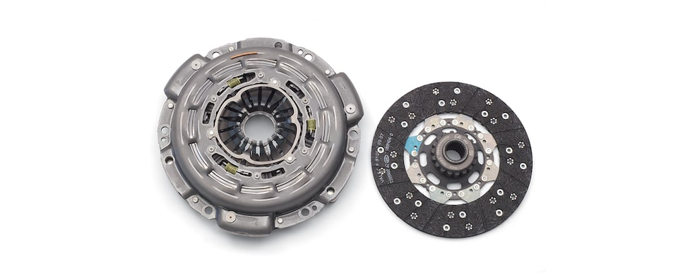 Chevrolet Performance Clutch Kit For LS And LS7 Engines Part No. 24255748