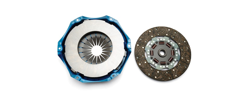 Chevrolet Performance Clutch Kit For Small-Block Engines Part No. 19329633