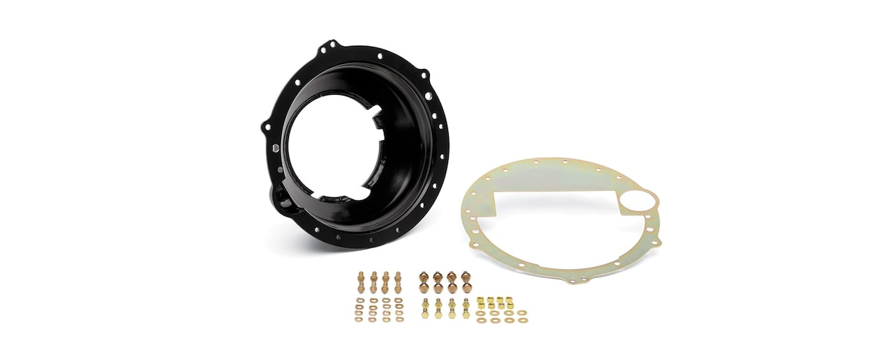 Chevrolet Performance Bell Housing Kit For LS And LT Engines Part No. 19329620