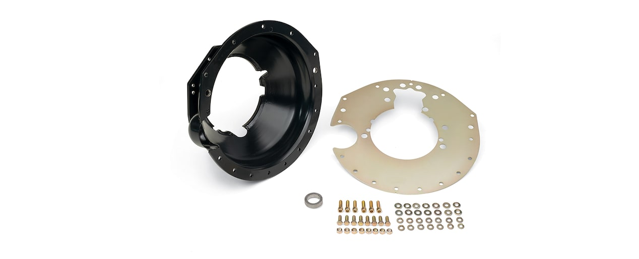 Chevrolet Performance Bell Housing Kit For Small And Big Block Engines Part No. 19329025