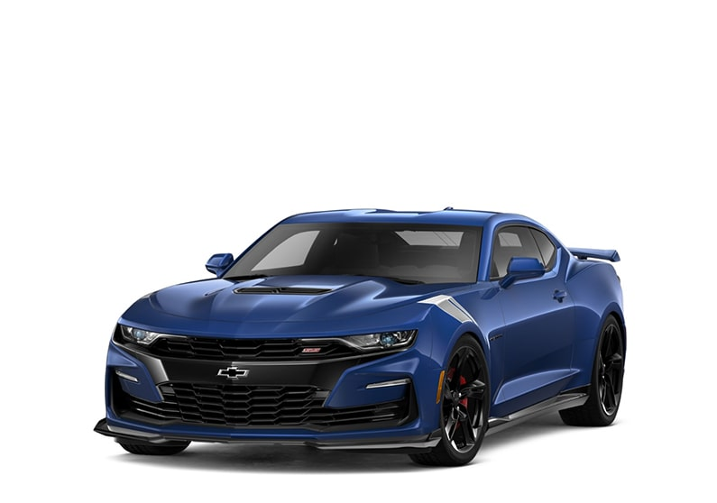 Chevrolet Performance Camaro Vehicle Upgrades