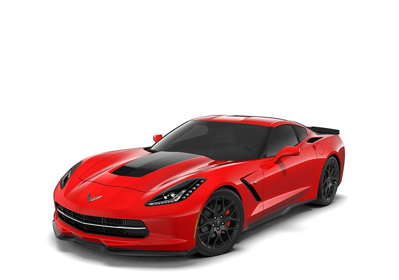 Chevrolet Performance Corvette Vehicle Upgrades