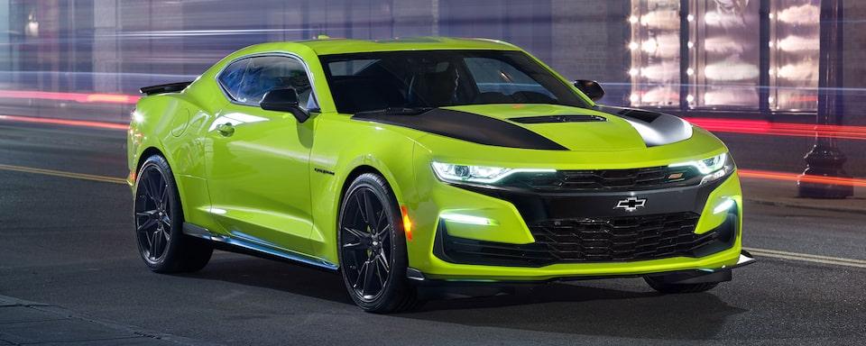 Vehicle Upgrade Gen6 Camaro Underhood Performance