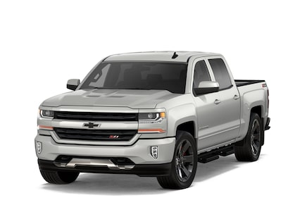 Chevrolet Performance Silverado 1500 Vehicle Upgrades