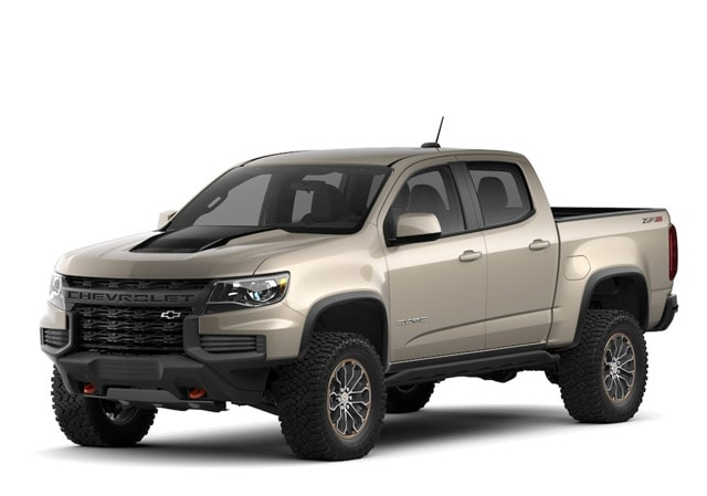 Chevrolet Performance Colorado Vehicle Upgrades