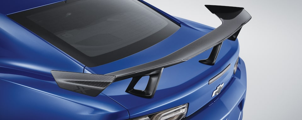 Chevrolet Performance Camaro ZL1 1LE Spec High Wing Spoiler Vehicle Upgrade Part No. 84509432