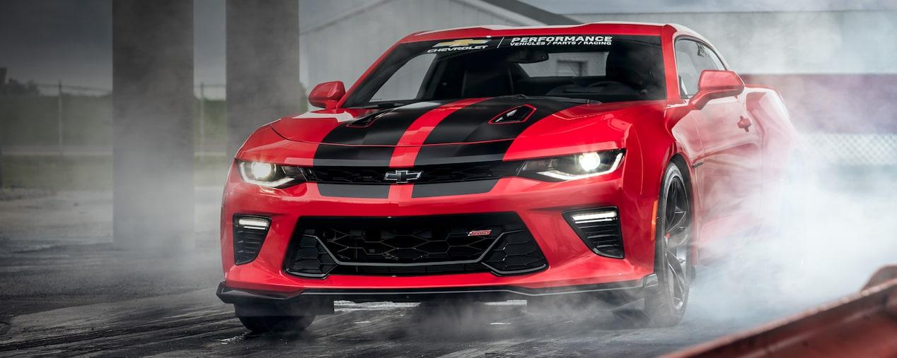 Gen 6 Camaro Drag Racing Upgrades Chevrolet Performance