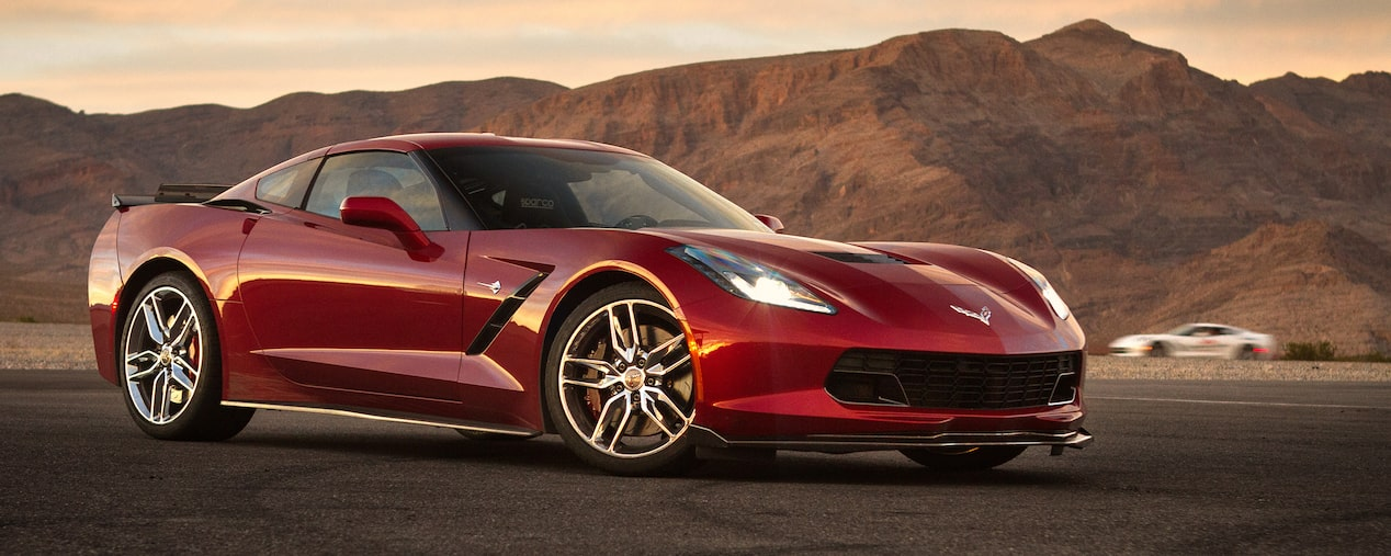 2017 Chevrolet Corvette sports car vehicle upgrades