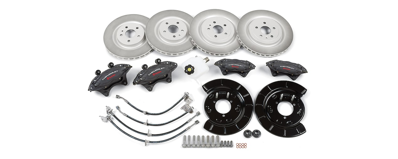 Gen5 Camaro SS Brake kit