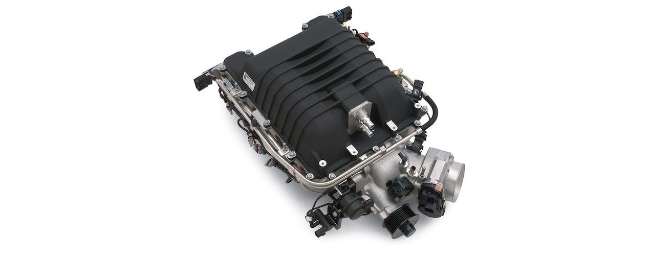 Gen5 Chevy Camaro LSA Supercharger