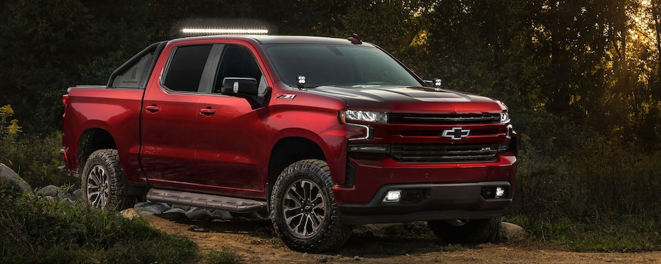 Chevrolet Performance 2019 Silverado Vehicle Upgrades