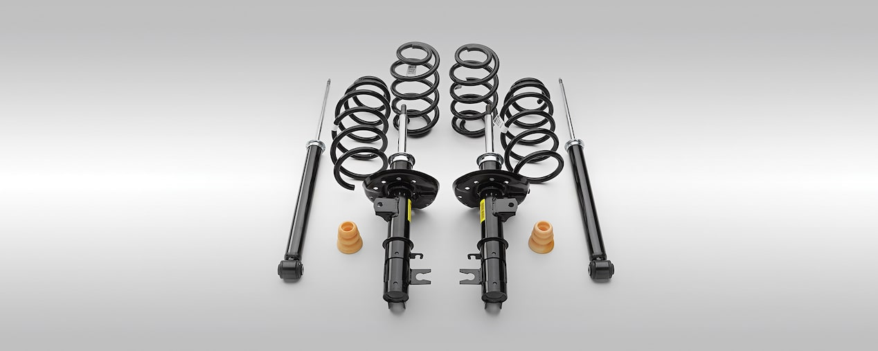 Chevrolet Sonic Performance Suspension Kits upgrade