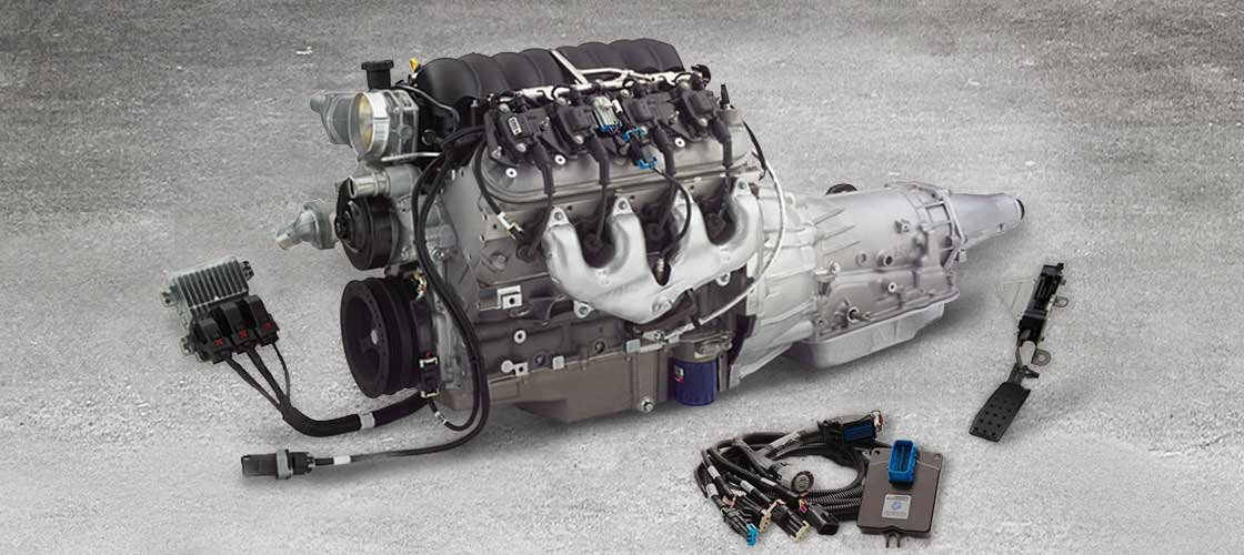 Zz502 Deluxe Big Block Crate Engine Chevrolet Performance